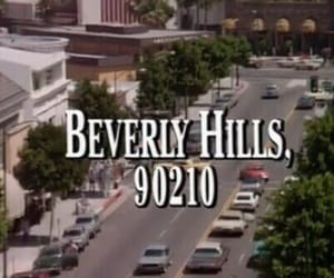 Beverly Hills, beverly hills 90210, and 90210 image