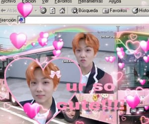 edit, hearts, and soft image