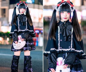 accessories, fashion, and Harajuku image