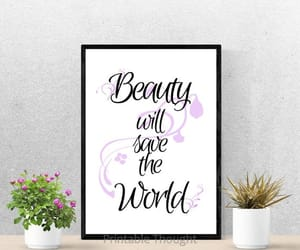 wall decor and inspirational quotes image