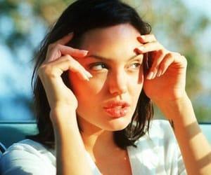 actress, Hot, and Angelina Jolie image