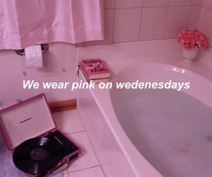 mean girls, pink, and retro image