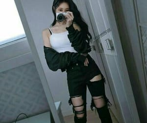 girl, outfit, and ulzzang image