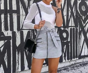 fashion, street style, and summer image