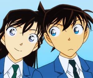 anime, detective conan, and shinichi kudo image