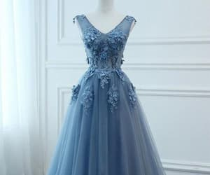 beauty, dresses, and Prom image