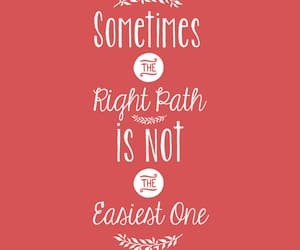 Easy, path, and quotes image