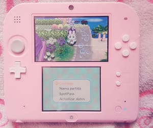 gaming, ♡, and animalcrossing image