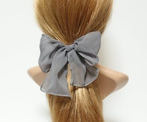 etsy, scrunchie, and hair scrunchies image
