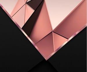 preto, rosa, and papel de parede image