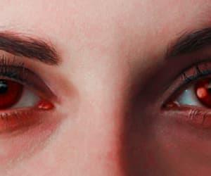 twilight, vampire, and eyes image
