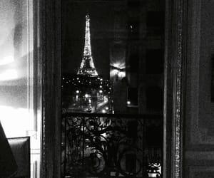 gif, paris, and lights image