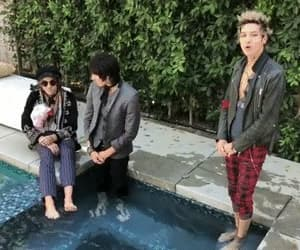 bad boy, palaye royale, and bad guy image