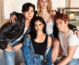 riverdale, cole sprouse, and kj apa image