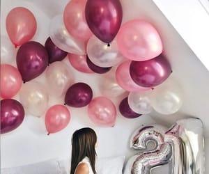 birthday and 21 image