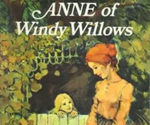 anne, cover, and novel image