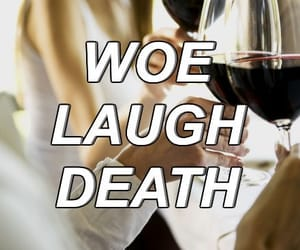 death, laugh, and paul ritchey quote image