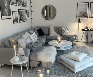 bedroom, luxury, and house decor image
