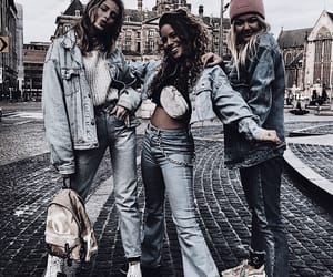 besties, fashion, and style image