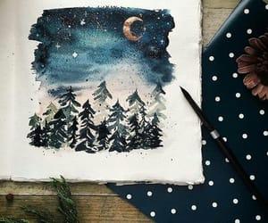 dibujos and acuarelas image