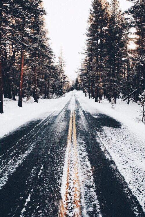 Image About Nature In Winter By н On We Heart It