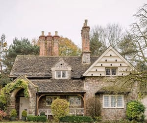 architecture, charming, and chimney image