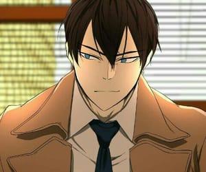 handsome, i love yoo, and webtoon image