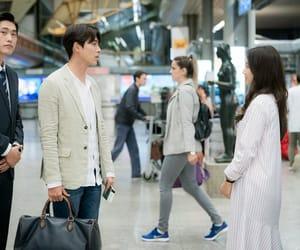 couple, kdrama, and jin woo image