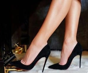 girly, pumps, and heels image