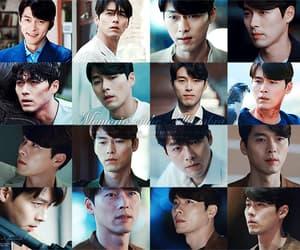 gif, hyun bin, and handsome image