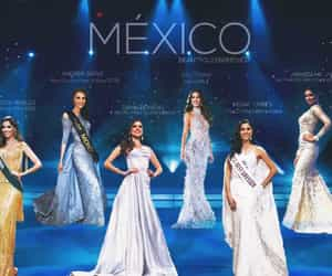 beautiful, miss mexico, and 2018 image