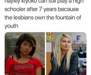 lesbian, disney channel, and lemonade mouth image