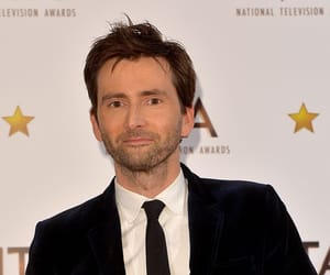 david tennant, doctor who, and the doctor image