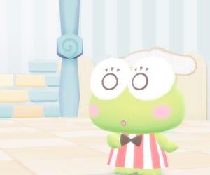 keroppi, sanrio, and cute image