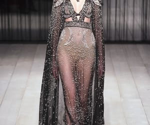 Alexander McQueen, long dresses, and haute couture gowns image