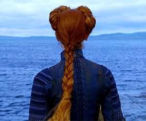 beauties, mary queen of scots, and Saoirse Ronan image