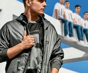 Armani, dutch, and attractive image