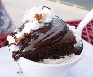 Hot Fudge Cake on Flickr - Photo Sharing!