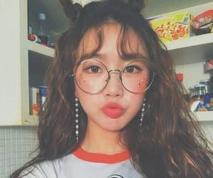asia, hair, and makeup image