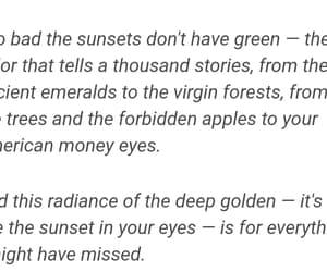 eye shadow, eyes, and green image
