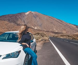 canarias, car, and girls image