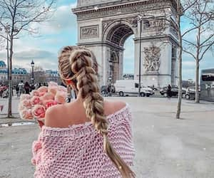 fashion, france, and lifestyle image