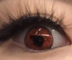 dark, edgy, and eye image