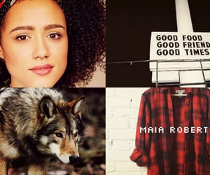 aesthetic, shadowhunters, and character image