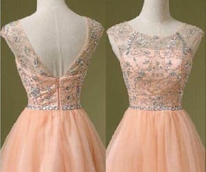 short homecoming dresses, homecoming dresses cheap, and high neck prom dresses image