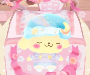 sanrio and pompompurin image