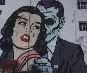 art, cry, and grunge image