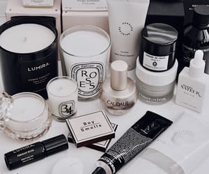 beauty, candles, and details image