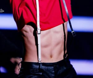 abs, exo, and jongin image