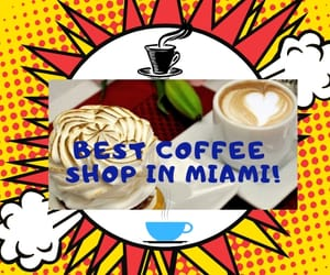 best coffee shop in miami image